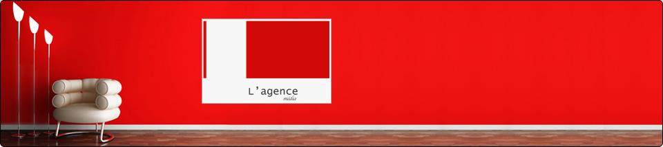 Logo de l'agence média à vesoul